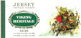 JERSEY Carnet Prestige N°408 Nxx Guillaume Le Conquérant TB Cote :40 €. - Jersey