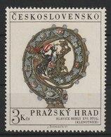 MiNr. 2003 Tschechoslowakei / 1971, 9. Mai. Prager Burg. - Tschechoslowakei/CSSR