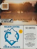 F56 TELECARTE 50 U CENTRE CHENONCEAUX PUCE SO2 N° 2083  COTE 2013 = 40€ - France
