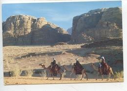 Jordanie : H. K. Of Jordan - Wadi Rum-Disi - Jordanie