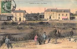 44-LEGE- LA GARE - Legé