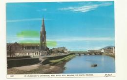 CARTE POSTALE MAYO  IRELANDE ST MUREDACH'S CATHEDRAL - Mayo