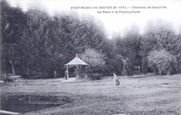 76 - Seine Maritime -  FONTAINE Le BOURG - Chateau De Gouville - Le Parc A La Pisciculture - France