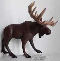 Figurine, Animal Sauvage, élan D'Amérique (orignal) - Wild Safari Ltd USA - Figurillas