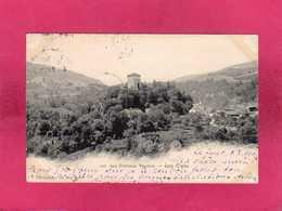 Suisse, VD Vaud, Les Châteaux Vaudois, Les Clees, 1904 - VD Vaud