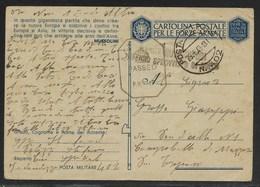 DA POSTA MILITARE 402 A TRAPANI - 29.6.1943.1943 - UFF.SPROVVISTO DI BOLLO. - 1861-78 Victor Emmanuel II.