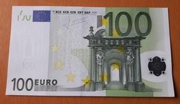 AUSTRIA 100 Euro 2002 Trichet  Letter N UNC  F002 D4 - EURO