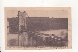Pont De Terenez Cote Argol - Frankreich