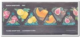 Albanië 2003, Postfris MNH, Fruit - Albanië