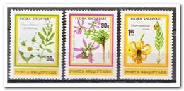 Albanië 1991, Postfris MNH, Flowers - Albanië