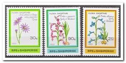Albanië 1989, Postfris MNH, Flowers - Albanië