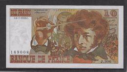 France 10 Francs Berlioz - 6-7-1978 - Fayette N°63-24a - 306 - Neuf - 1962-1997 ''Francs''