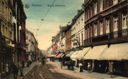 Verviers, Rue De L' Harmonie, Um 1910 - Verviers