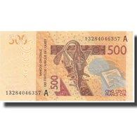 Billet, West African States, 500 Francs, 2012, 2012, SUP - États D'Afrique De L'Ouest