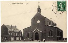 PETIT RONCHIN - 59 - Eglise - France