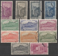 REUNION __ N°125/126/130/131/133A/134/135/136/136A/137/138A/145 __OBL VOIR SCAN - Réunion (1852-1975)