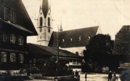 """Hildisrieden, Dorfplatz Mit Gasthaus """"Zum Löwen"""", 1925 - LU Luzern"""