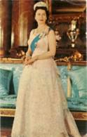 UNITED KINDOM  H. M. QUEEN ELIZABETH II - Case Reali