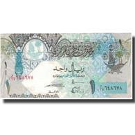 Billet, Qatar, 1 Riyal, Undated (2003), KM:20, TTB - Qatar