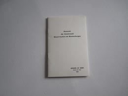 Livret Militaria  Portrait Du Lieutenant Henri Leclerc De Hauteclocque - Boeken, Tijdschriften & Catalogi