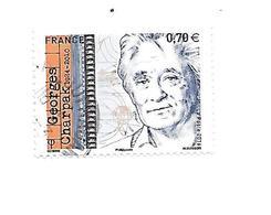 Personnalité Georges Charpak 5034 Oblitéré 2016 - France