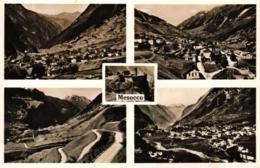 Mesocco, Mehrbild-AK, 1948 - GR Graubünden
