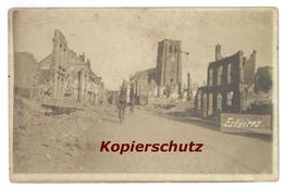 Estaires 1.WK Zerstörung Hauts-de-France Dunkerque Hazebrouck - Hazebrouck