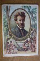 OLD Soviet POSTCARD   - Nicholas Miklouho-Maclay Papua New Guinea Traveller - Papua New Guinea