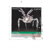 Série Artistique Emission Conjointe Avec Hong Kong 4651 Oblitéré 2012 - France