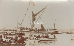 Essex  BRIGHTLINGSEA Regatta Sailing Barge  RP  E2434 - Clacton On Sea
