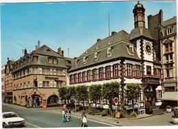 Ayen / Eifel: PEUGEOT 504 - Rathaus - Passenger Cars