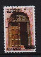Tanzania , Recent Stamp With Overprint, Vfu - Tanzania (1964-...)