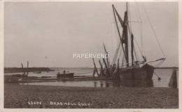 Essex  BRADWELL QUAY Sailing Barge   RP  E2438 - England