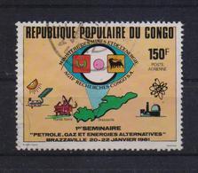 Congo 1981, Minr D-810, Vfu. Cv 45 Euro (michelcataloque 2011/2012) - Congo - Brazzaville
