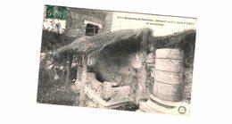 Carte Postale Ancienne De LEVES-asile D'Aligre-le Sarcophage - Lèves