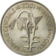 Monnaie, West African States, 100 Francs, 1978, Paris, TTB, Nickel, KM:4 - Côte-d'Ivoire