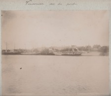 ° CANADA ° VANCOUVER ° Vue Du Port ° Grande Photo ° - Plaatsen