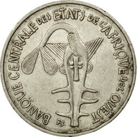 Monnaie, West African States, 100 Francs, 1973, Paris, TB+, Nickel, KM:4 - Côte-d'Ivoire