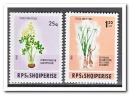 Albanië 1986, Postfris MNH, Flowers, Plants - Albanië