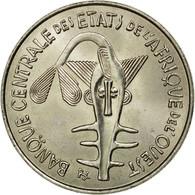 Monnaie, West African States, 100 Francs, 1979, Paris, TTB, Nickel, KM:4 - Côte-d'Ivoire