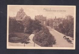 AK Plauen I. Vogtland Melanchthon Strasse Mit Luther Haus ( Dr. TR. & Co) - Plauen