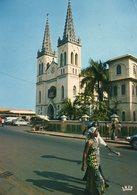 LOME....la Cathedrale    No.7610...edit Iris - Togo