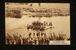 CP L'ile Bouchard Passaged'un Tank Sur Une Portiere - L'Île-Bouchard