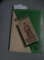"""Catalogue Illustré Prinet """"Belgique 1948"""" - België"""