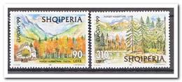 Albanië 1999, Postfris MNH, Trees - Albanië
