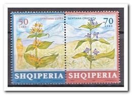 Albanië 2000, Postfris MNH, Plants - Albanië