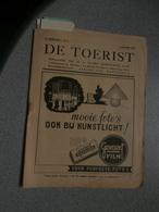 De Toerist 1 (1 Januari 1948) : Hamme, Zuiderzee, Lucien Jottrand, Urk, Marken, - Magazines & Newspapers
