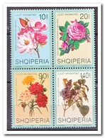 Albanië 2001, Postfris MNH, Flowers - Albanië