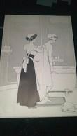 Affiche (dessin) - SORTIE DU BAIN (DESSIN DE FABIANO) - Affiches