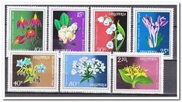 Albanië 1974, Postfris MNH, Flowers - Albanië